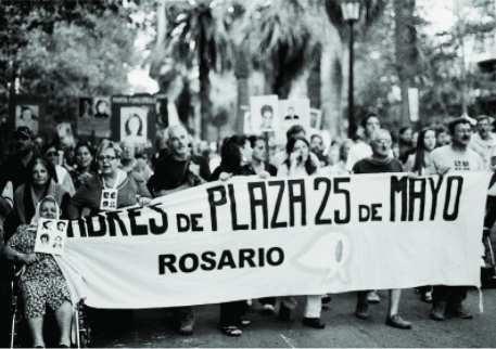 Madres de Plaza 25 de Mayo - Rosario